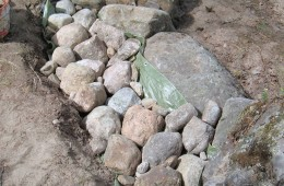 Kiviaskelman rakentaminen 02