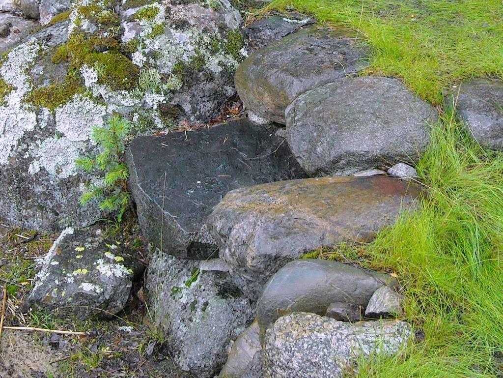 Kiviaskelman rakentaminen