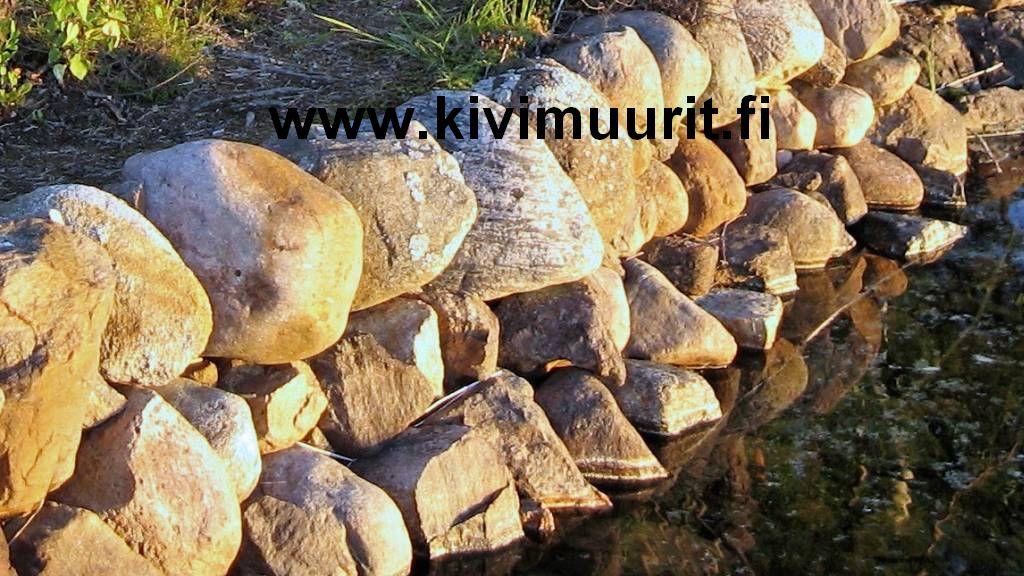 Kivimuurien projektit
