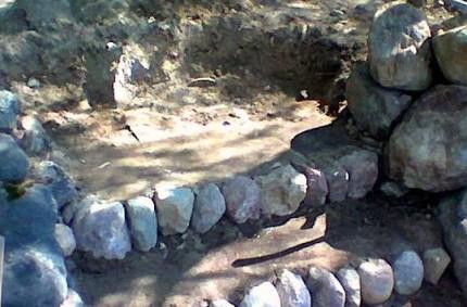 Kiviportaat rakentaminen 03