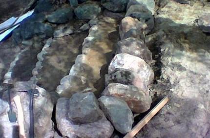 Kiviportaat rakentaminen 07