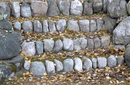 Kiviportaat rakentaminen 11