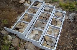 Uusi kiviporras rakentaminen 07