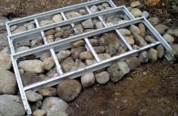 Uusi kiviporras rakentaminen 08